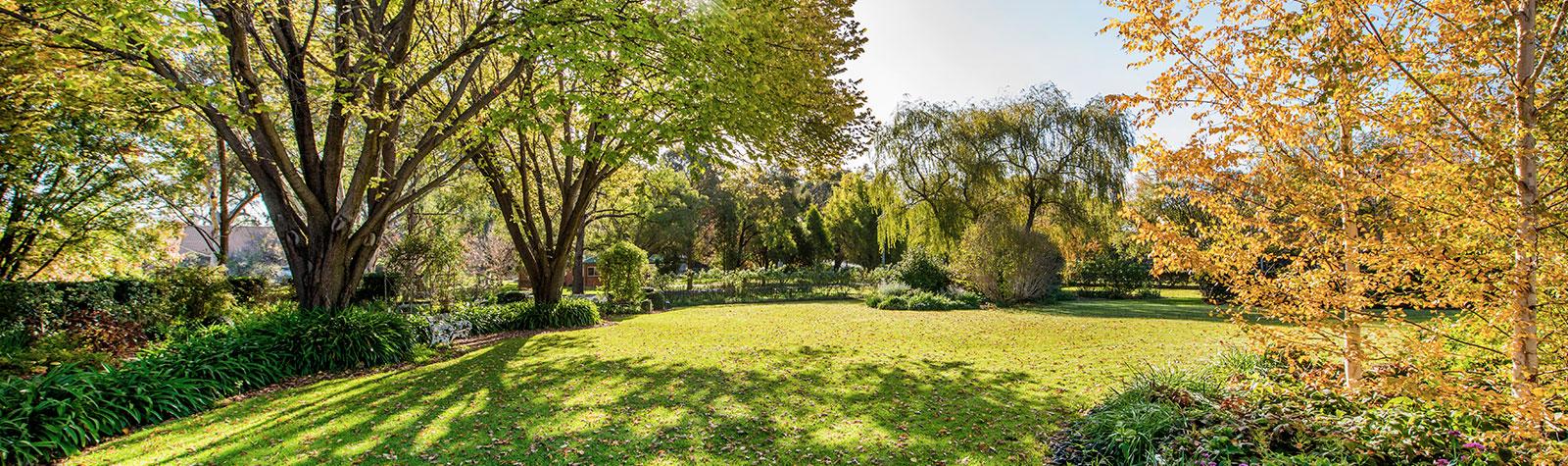 Mudgee Gardens
